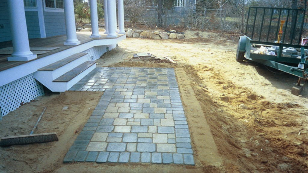 Stone Patios Firepits And Walkways Mj Burke Landscaping